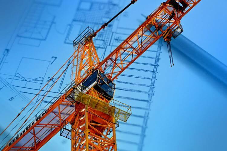Izgradnja i kran