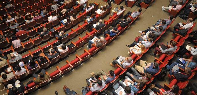 Beacon tehnologija na konferenciji