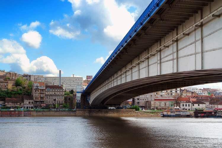 Beograd most