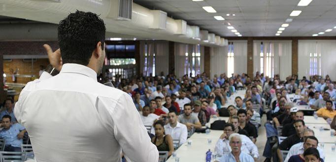 Prezentacija ispred publike