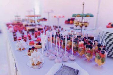 Kreativne ideje za ketering za dečije rođendane