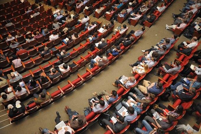 Seminar / konferencija u velikoj sali